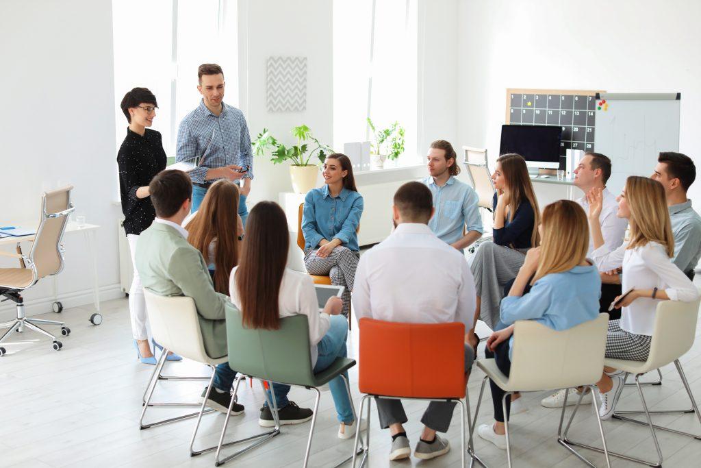 курсы и тренинги для сотрудников