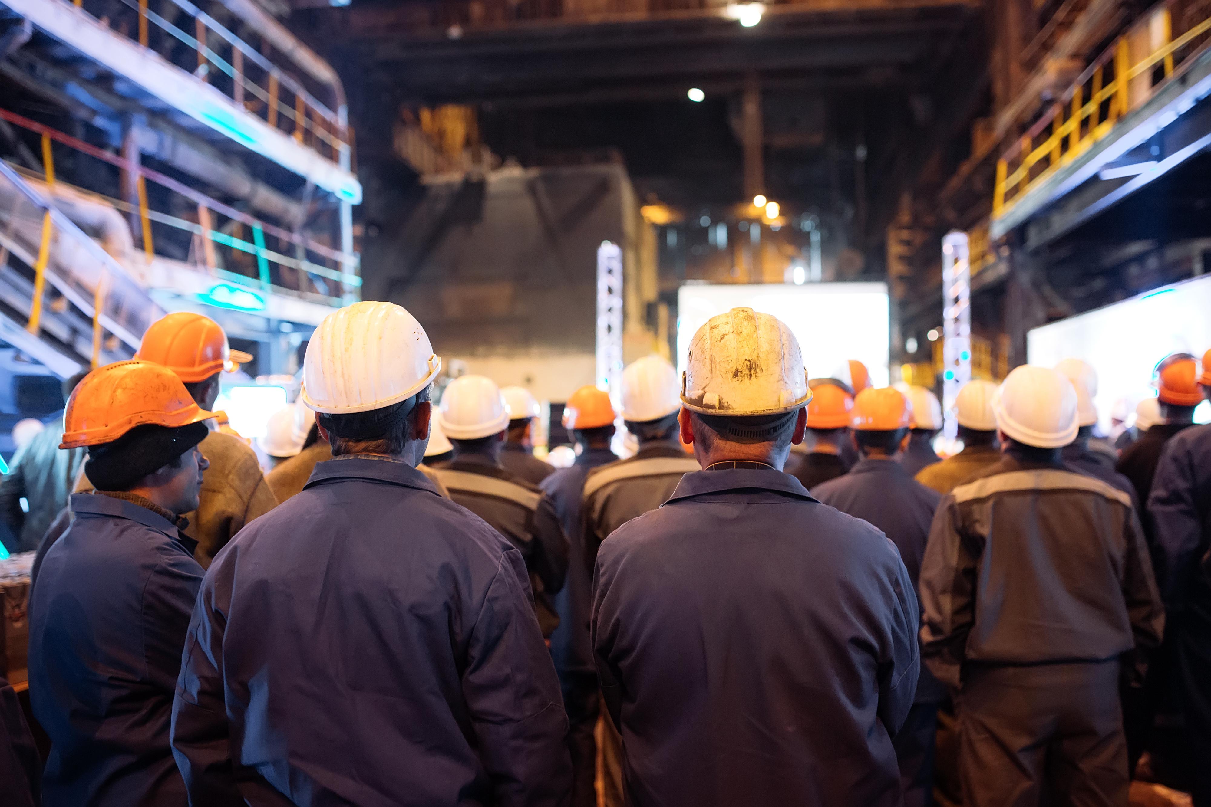 трудовые споры забастовки