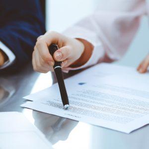 Договор предоставления персонала