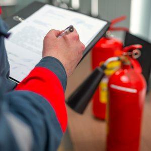 противопожарные инструктажи